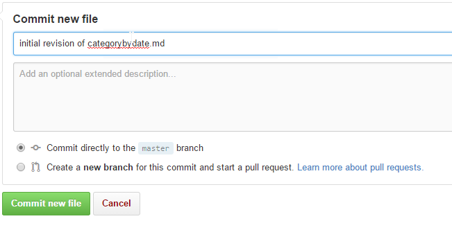 Github Commit archivebydate.md