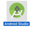 Android Studio icon in Applications folder