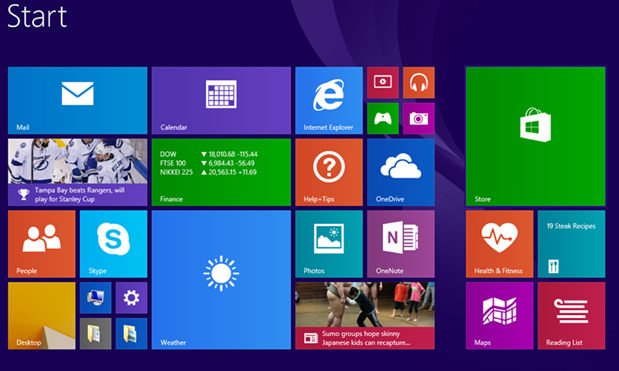 """Windows before removing start menu default programs"